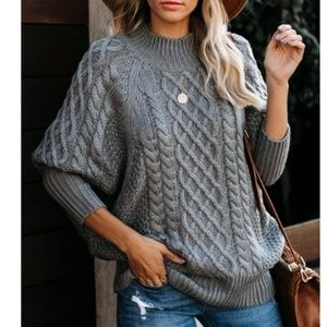 MARISSA Dolman Sleeve Sweater